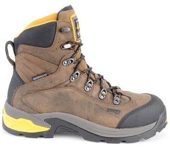 Carolina CA4539 7 Inch 4x4 Aluminum Toe Waterproof Hiker