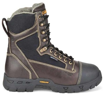 Carolina  FR1500 8 Inch Fire Resistant Waterproof Work Boots