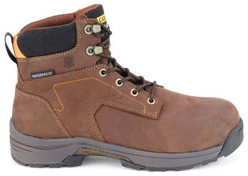 Carolina LT600 Men's 6 Inch Brown Waterproof Work Boots