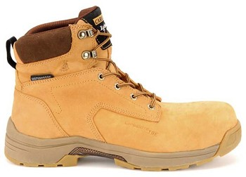 Carolina LT651 6 Inch Tan Waterproof Composite Toe Work Boots