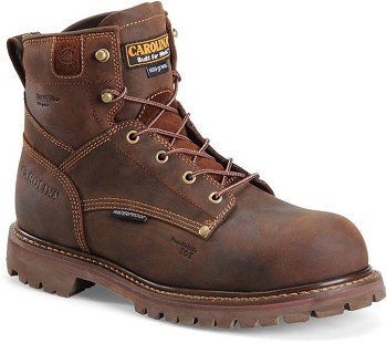 Carolina CA3532: 6-inch Insulated Waterproof Composite Toe Work Boot