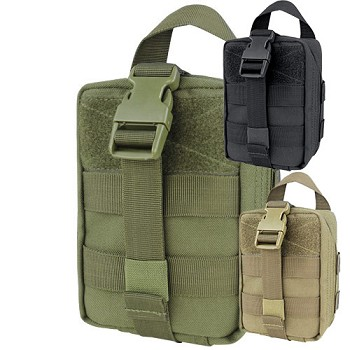 Compact Tactical Rip-Away EMT Pouch