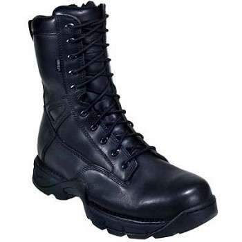 Danner Striker II EMS Side Zip Mens Black Safety Toe Boot