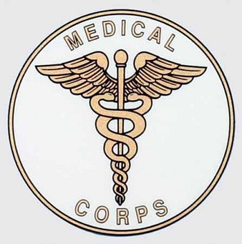 Medical Corp Sticker