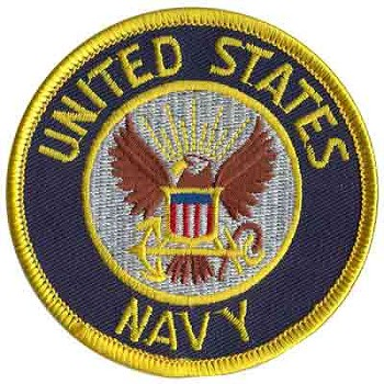 U.S. Navy Patch