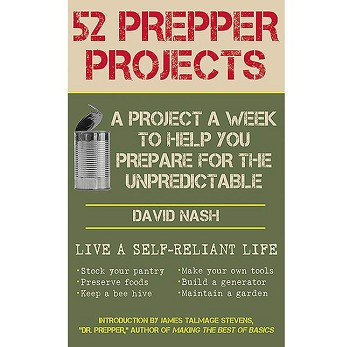 52 Prepper Projects Book