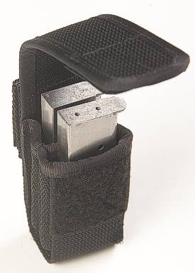 Stacked Double Magazine Pouch