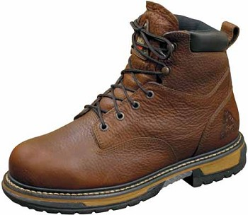 Rocky Iron Clad 6 Inch Waterproof Work Boot