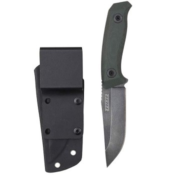 Basic Issue Fixed Blade Olive Bush Knife