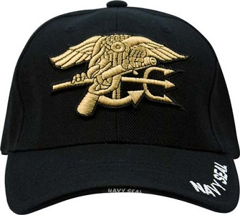 Eagle and Trident Navy SEAL Baseball Hat