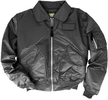 Knox Armory 45/P Modified Military Flight Jacket
