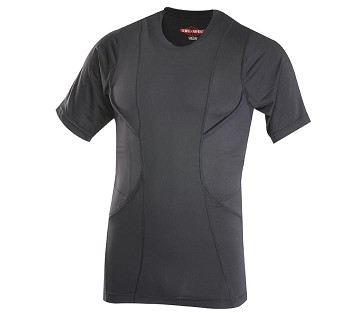 Tru-Spec Concealed Carry Holster Short Sleeve T-Shirt