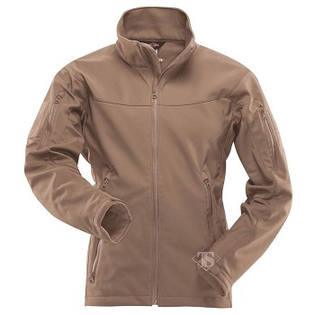 Tru-Spec 24-7 Lightweight Coyote Tactical Soft Shell Jacket