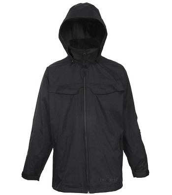 Tru-Spec 24-7 All Season Rain Parka - Black