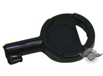 Covert Non-metallic Handcuff Key