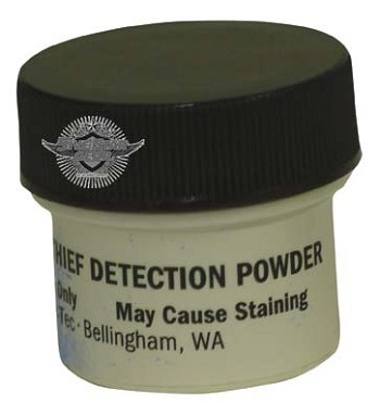Stain Theft Detection Powder