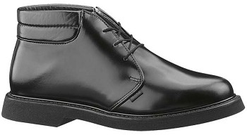Bates Lites Leather Padded Collar Chukka Uniform Boot - 0078