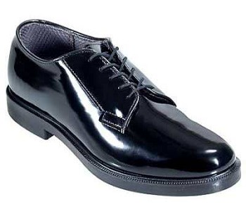 Bates Durashocks High Gloss Uniform Shoe - 0111
