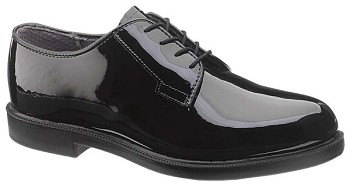 Bates Women's Durashocks Highloss Oxford - 0742