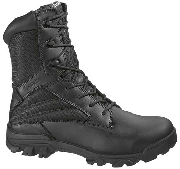 Bates 8-inch ZR-8 Black Tactical Boot - 2068