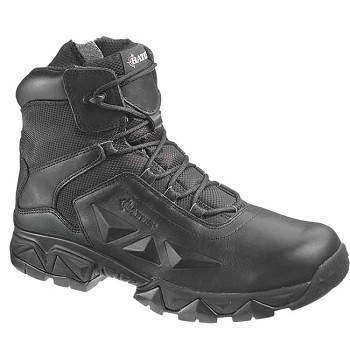Bates Womens Nitro 6-inch Side Zip Tactical Boots - 2747