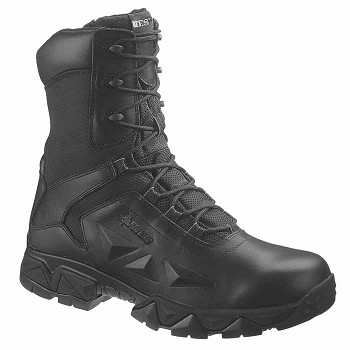 Bates Womens Nitro 8-inch Side Zip Tactical Boots - 2749