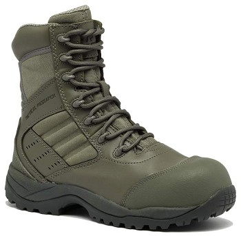 Belleville Maintainer Sage Green Composite Toe Military Boots - TR636 CT