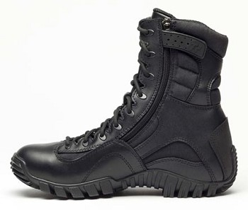 8-inch Tactical Research Side Zip Tactical Boot - TR960Z
