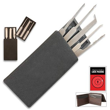 Secure Pro Credit Card LockPick Set