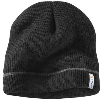 Carhartt Maysville Black Insulated Winter Hat
