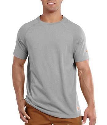 Carhartt Force Delmont Short Sleeve No Pocket T-Shirt