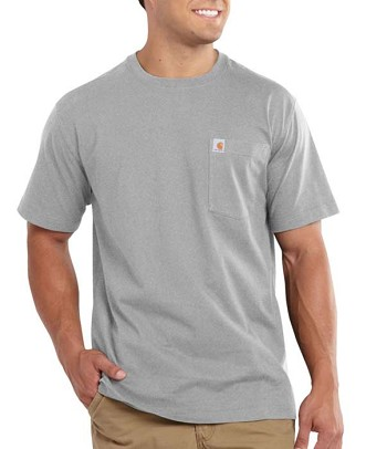 Carhartt Maddock All Cotton Pocket T-Shirt