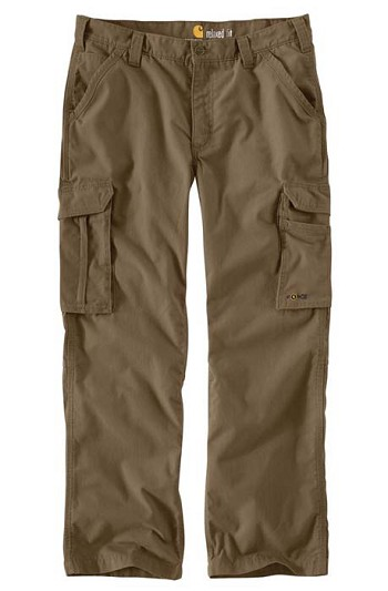 Carhartt Force Tappen Canyon Brown Cargo Pant