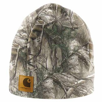 Carhartt Realtree Xtra WorkCamo Fleece Winter Hat