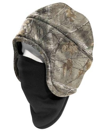 Carhartt Realtree Xtra WorkCamo Fleece 2 in 1 Winter Hat