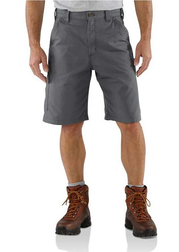 Carhartt Canvas Fatigue Work Shorts