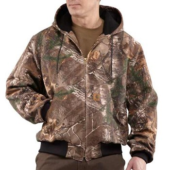 Carhartt WorkCamo Real Tree Xtra Thermal Lined Active Jacket