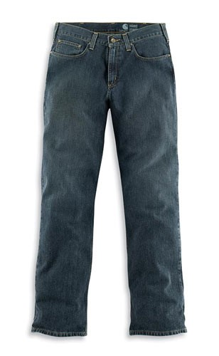 Carhartt Men's Relaxed Straight Jean - B320