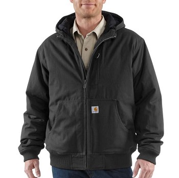 Carhartt Mens QuickDuck Woodward Active Jacket