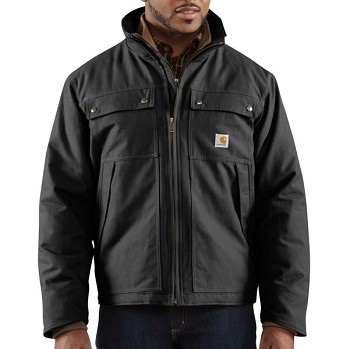 Carhartt Mens QuickDuck Woodward Traditional Jacket
