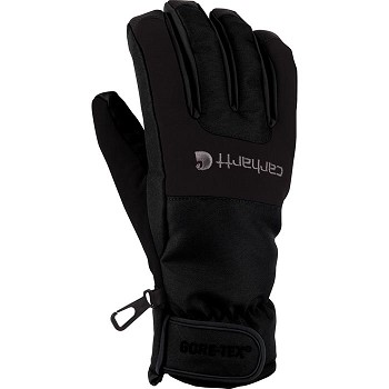 Carhartt Black Storm Weatherproof Work Gloves
