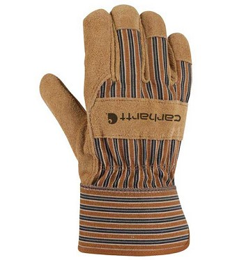 Carhartt Men's Reinforced Medium Duty Suede Work Glove