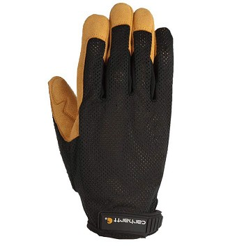 Carhartt Men's C Vent Vented Reinforced Work Glove
