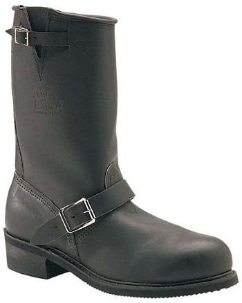 Carolina 115: Steel Toe 12-inch Engineer Boot - Made in USA