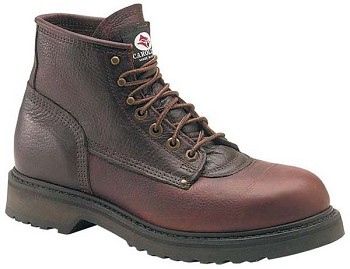 Carolina 3510: 6-inch Steel Toe Work Boot - Briar