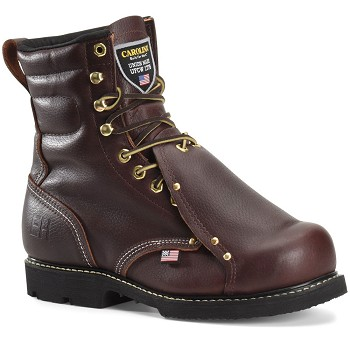 Carolina 8-inch American Made Met Guard Boot