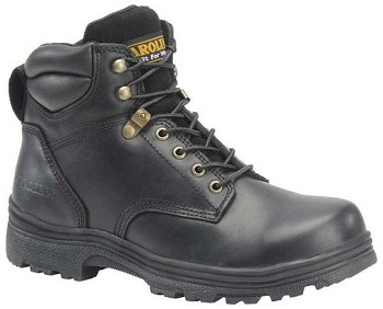 Carolina CA3022 6-inch Work Boot - Black