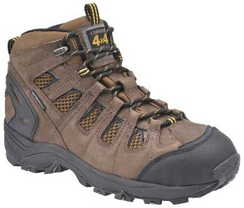 Carolina CA4525: 6-inch Waterproof Carbon Composite Toe Hiker 4x4 Boot