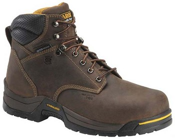 Carolina CA5521: 6-inch Waterproof Insulated Composite Toe Work Boot