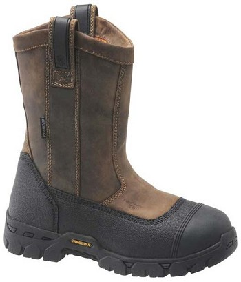 Carolina CA5533:Waterproof Composite Broad Toe Wellington Boot
